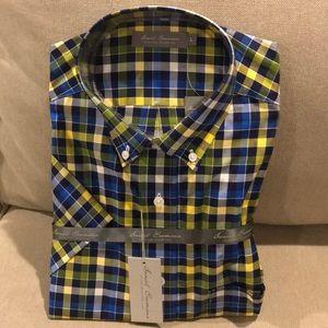 Daniel Cremieux, short sleeve men's shirt